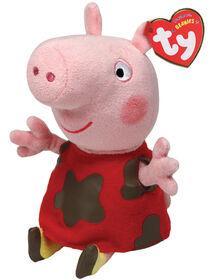 Ty Peppa Pig Muddy