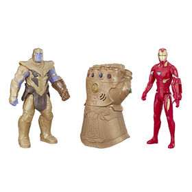 Marvel Avengers: Endgame Titan Hero Role Play Multipack