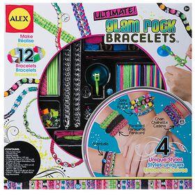 Ultimate Glam Rock Bracelets