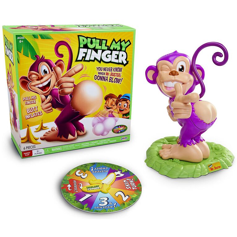 Pull My Finger Game