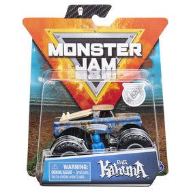 Monster Jam, Official Big Kahuna Monster Truck, Die-Cast Vehicle, Arena Favorites Series, 1:64 Scale
