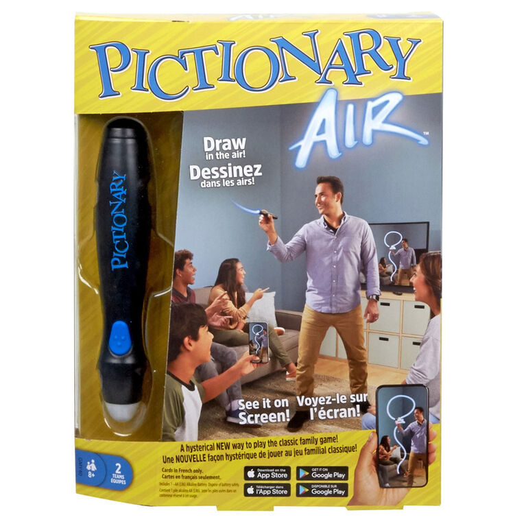 Pictionary Air - French Edition
