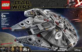 LEGO Star Wars  Faucon Millenium  75257