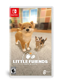 Nintendo Switch Little Friends Dogs and Cats