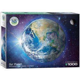 Our Planet 1000 Piece Puzzle