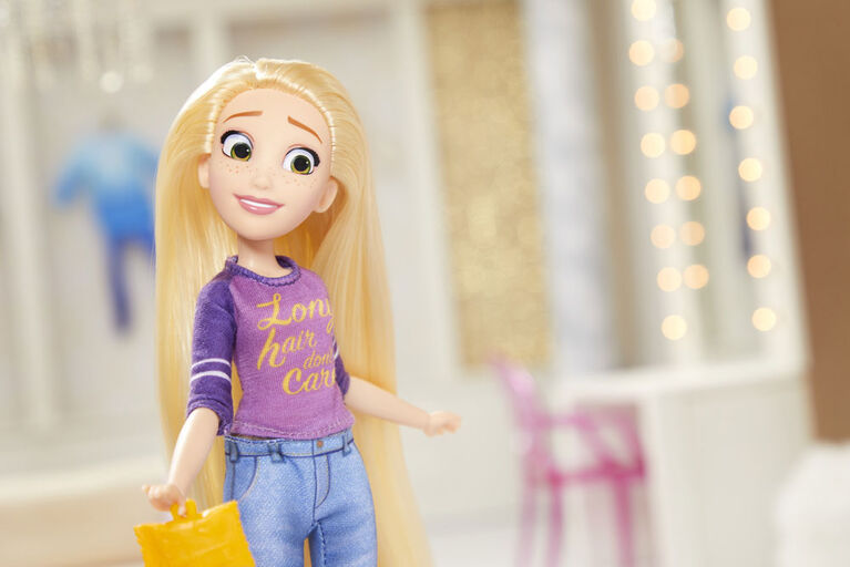 Disney Princess Comfy Squad Rapunzel, Ralph Breaks the Internet Movie Doll
