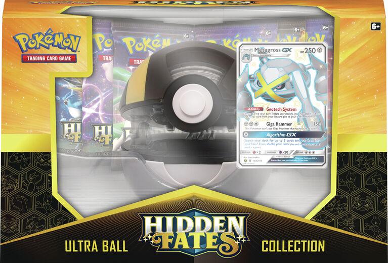 Collection Ultra Ball Destinées Occultes du JCC Pokémon: Métalosse-GX brillant