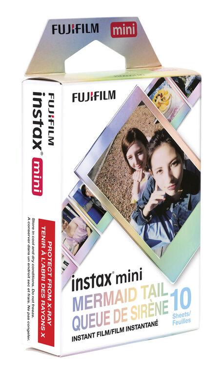 INSTAX MINI Instant Film – Mermaid Tail