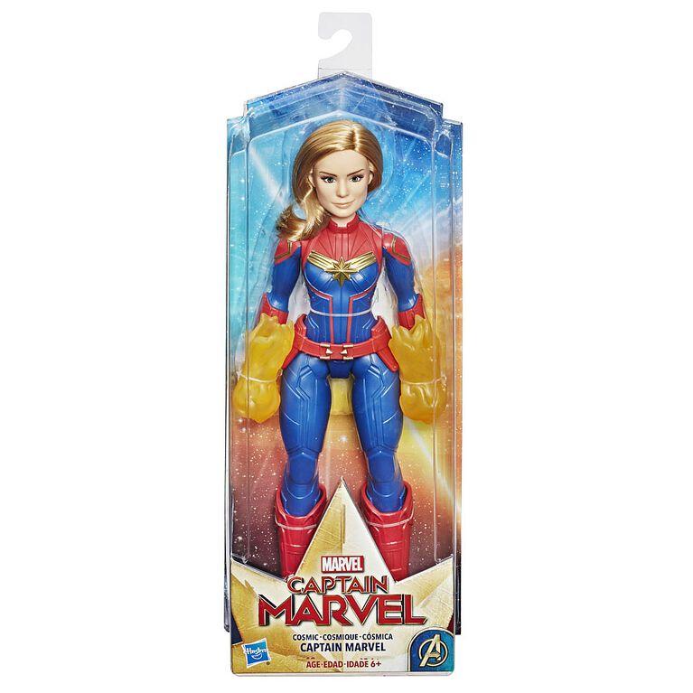 Marvel Captain - Poupée cosmique Capitaine Marvel.