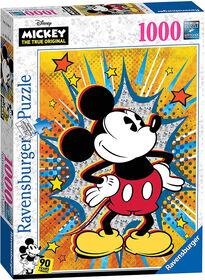 Ravensburger - Disney - Retro Mickey Puzzle 1000pc
