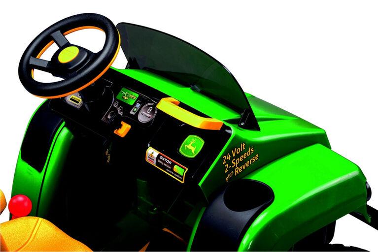 Peg Perego John Deere Gator XUV 4X6 24V.