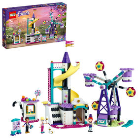 LEGO Friends La grande roue et la glissade magiques 41689