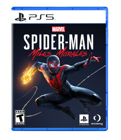 Marvel's Spider-Man: Miles Morales Launch Edition – PlayStation 5