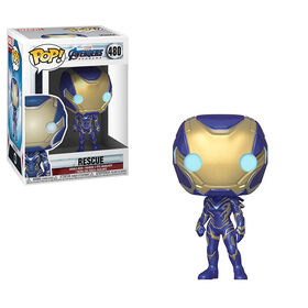 Funko POP! Marvel: Avengers Endgame - Rescue Vinyl Figure