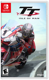 Nintendo Switch TT Isle of Man