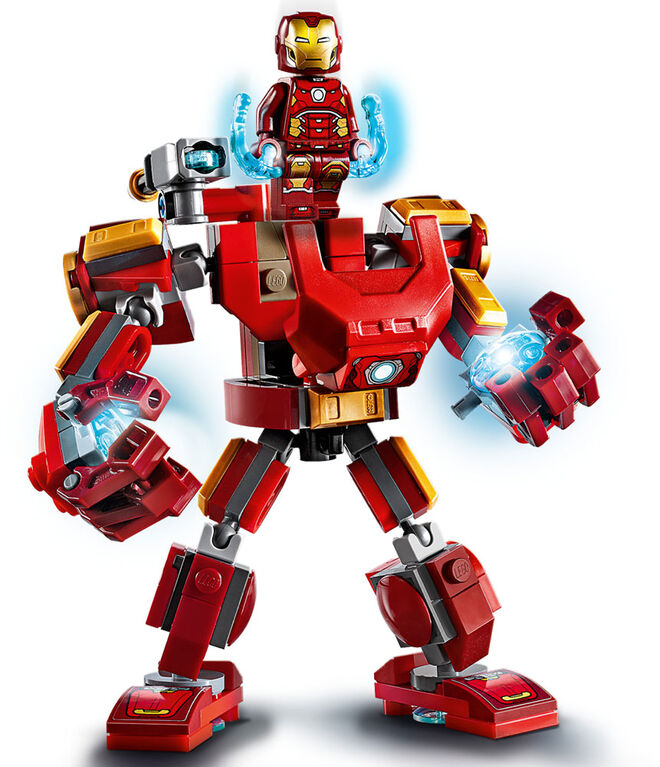 LEGO Super Heroes Le robot d'Iron Man 76140