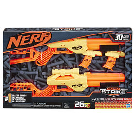 30-Piece Nerf Alpha Strike Lynx SD-1 and Stinger SD-1 Multi-Pack - R Exclusive