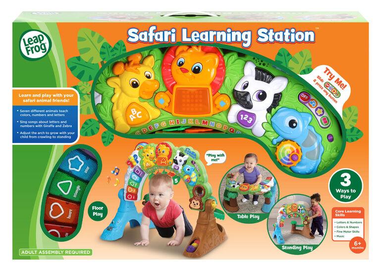 LeapFrog Safari Learning Station - English Edition