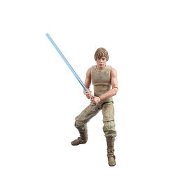 Star Wars The Black Series Luke Skywalker (Dagobah) 6-Inch - 40th Anniversary Collectible Figure