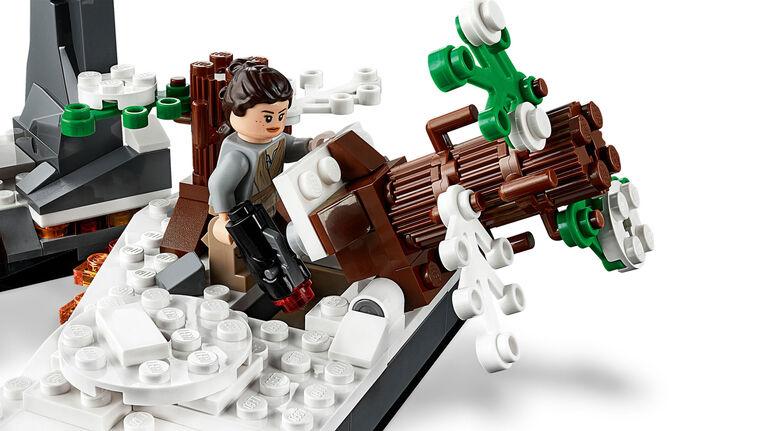 LEGO Star Wars  Le duel sur la base Starkiller 75236
