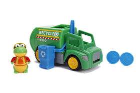 Ryan's World 6 Recycle Truck with Gus