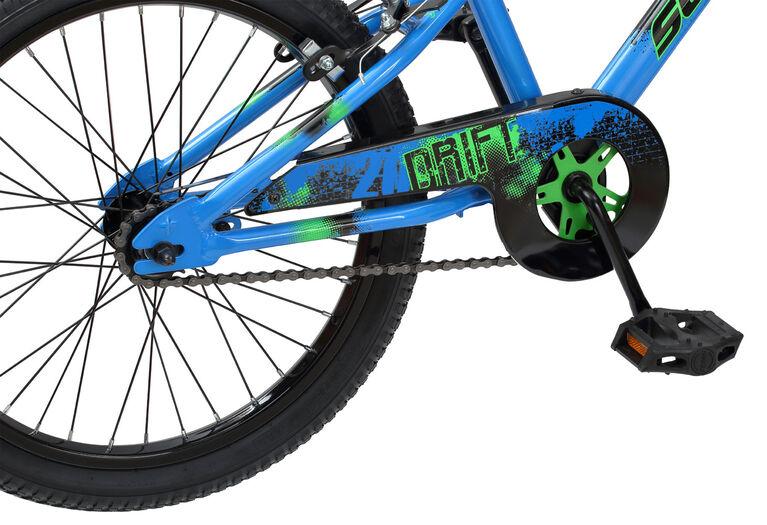 Schwinn Drift Bike, Blue -  20 inch