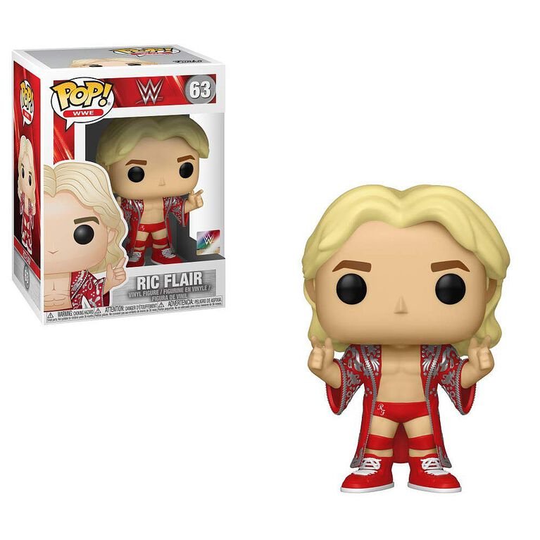 Funko POP! TV: WWE - Ric Flair Vinyl Figure