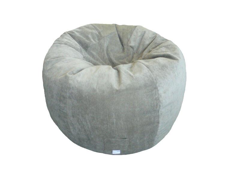 Boscoman - Corduroy Jumbo Bean Bag - Grey