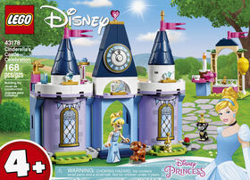 LEGO Disney Princess Cinderella's Castle Celebration 43178