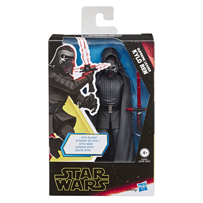 Star Wars Galaxy of Adventures Star Wars : L'ascencion de Skywalker - Suprême Leader Kylo Ren