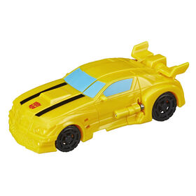 Transformers Cyberverse Action Attackers: 1-Step Changer Bumblebee.