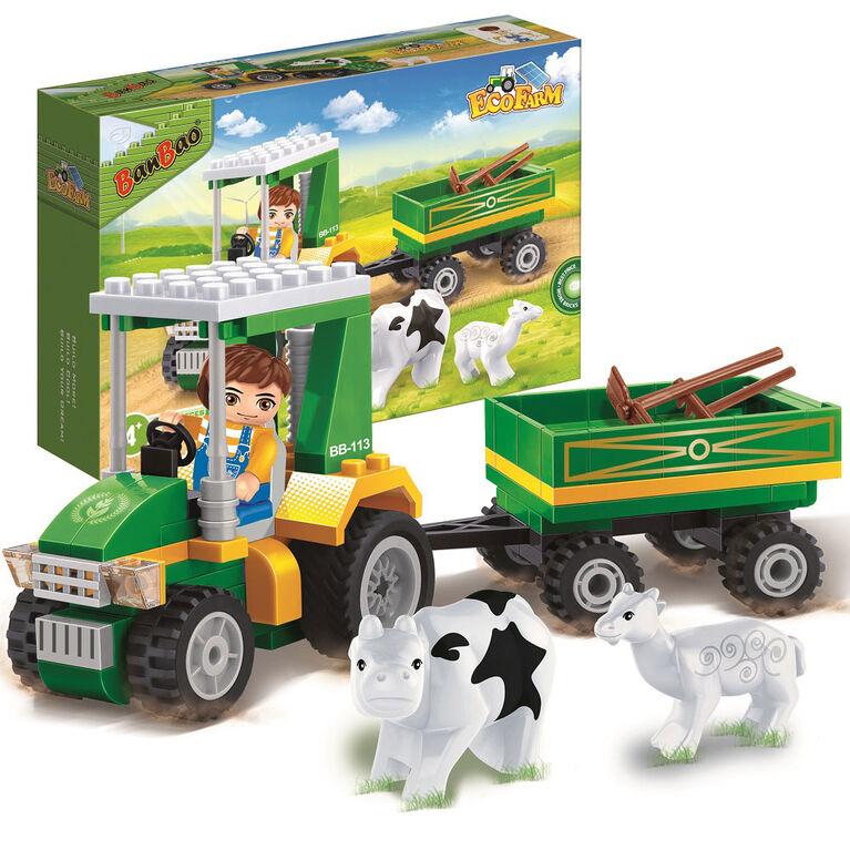 BanBao EcoFarm - Tractor with Tools