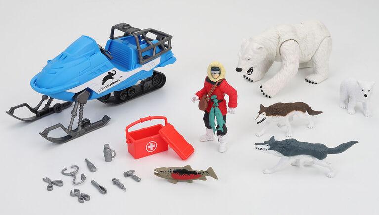 Animal Planet - Ensemble sauvetage de l'ours polaire - Notre exclusivité