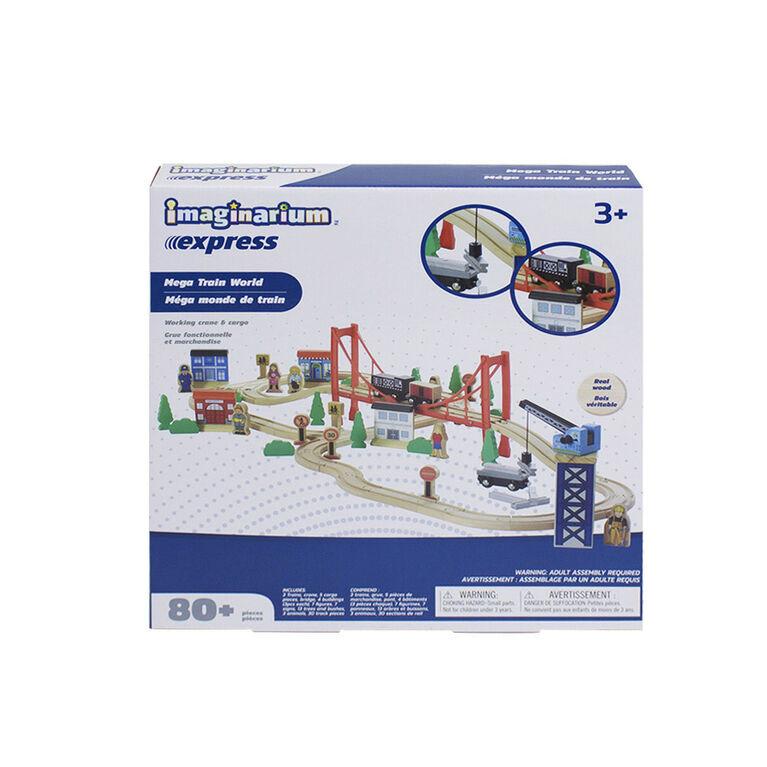 Imaginarium Express - Mega Train World