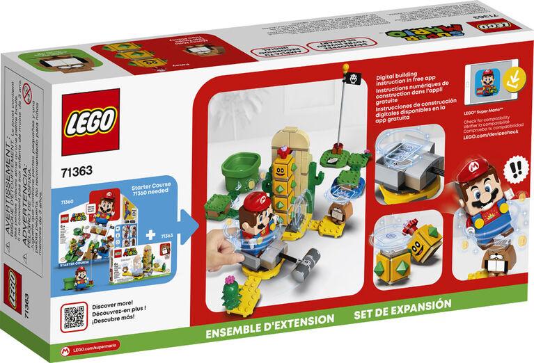 LEGO Super Mario Ensemble d'extension Désert de Pokey 71363