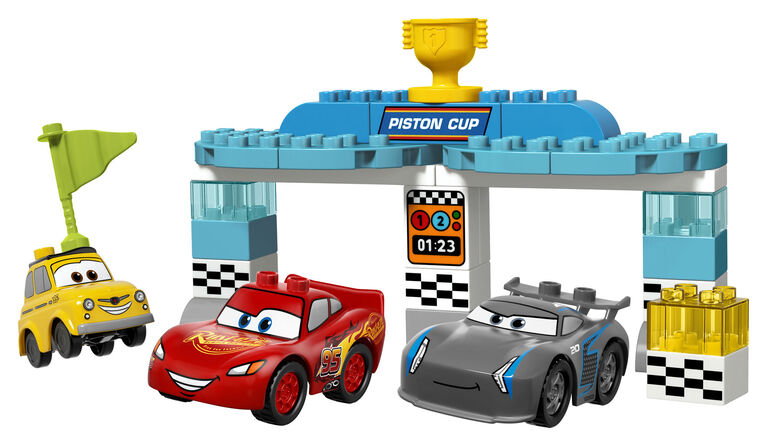 LEGO DUPLO Cars Disney Pixar Piston Cup Race 10857