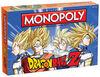 Jeu Monopoly: Dragon Ball Z Edition