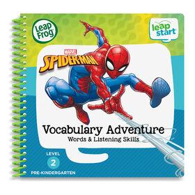 LeapFrog LeapStart Marvel's Spider-Man Vocabulary Adventure Words & Listening Skills - English Edition
