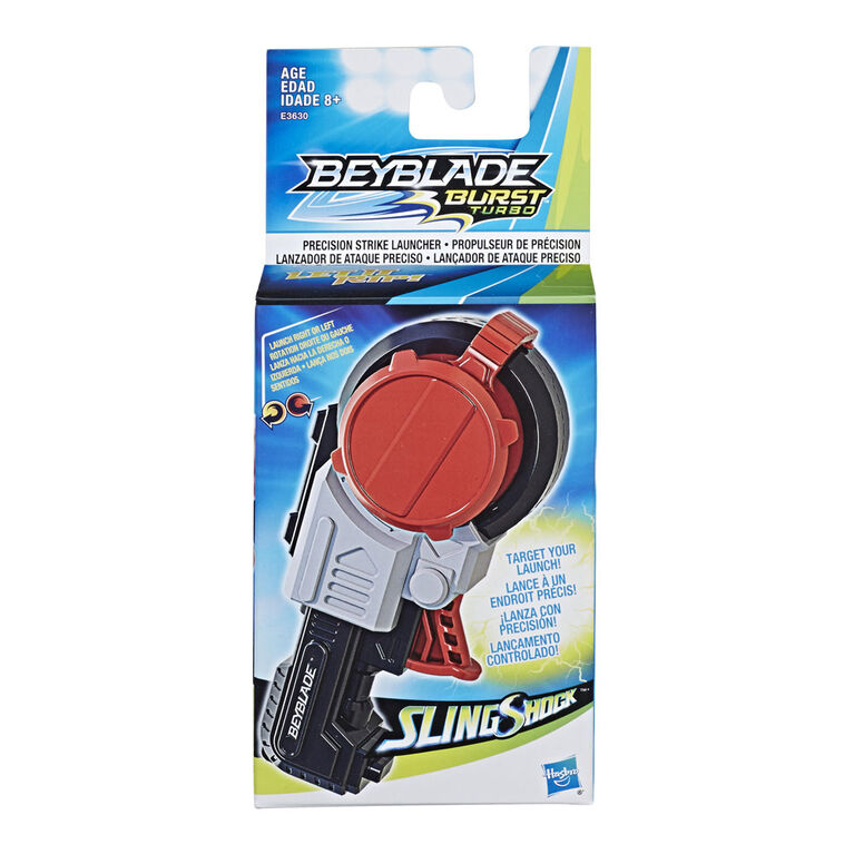 Beyblade Burst Turbo Slingshock Precision Strike Launcher