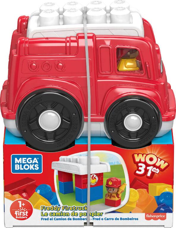 Mega Bloks Freddy Firetruck - R Exclusive