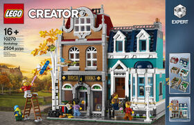 LEGO Creator Expert Bookshop 10270