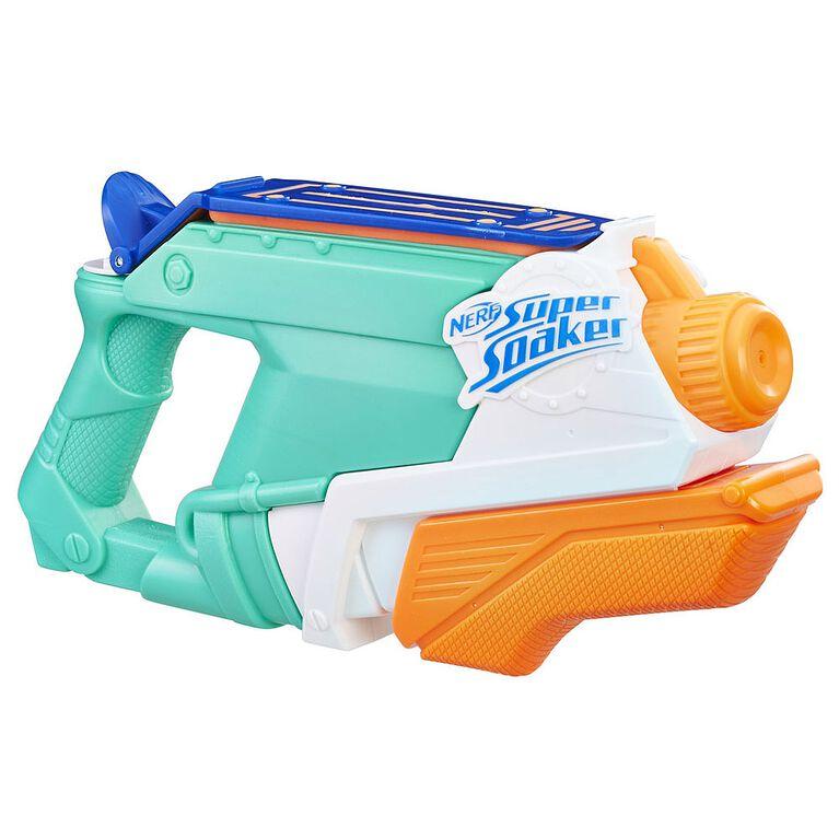 Nerf Super Soaker - Foudroyeur SplashMouth.