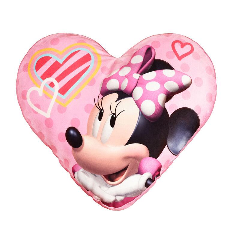 Disney Junior Minnie Mouse Decorative Cushion