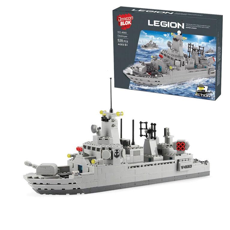 Legion: Navire Destroyer