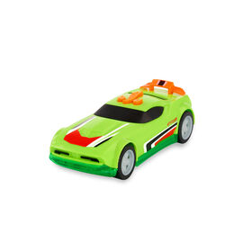 Hot Wheels Glow Riders - Fast Fish Green - R Exclusive
