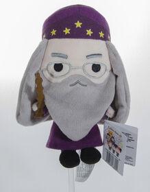 Peluche porte-bonheur Harry Potter - Dumbledore - 15 cm