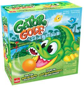 Goliath: Gator Golf Game