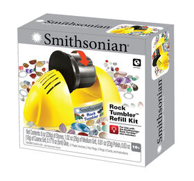 NSI - Smithsonian Rock Tumbler Refill Kit