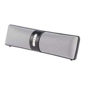 Vivitar Metallic Bluetooth Speaker - Silver