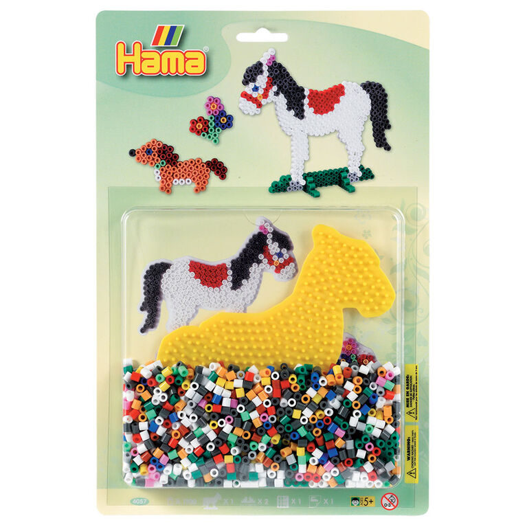 Hama Bead Kit Blister - French Edition